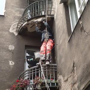 Skuwanie tynków Warszawa